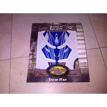 Protector De Tanque Cubretanque Pad Tanque Suzuki - Rascal