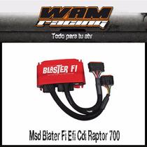 Msd Blaster Fi Efi Cdi - Yamaha Raptor 700