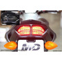 Luz Integrada Yamaha Fz8 2011 2013 Motodynamic Demon Motos