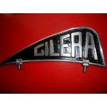 Cresta Negra Para Guardabarro Gilera 150 , 200 Y 300