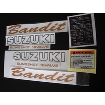 Calcos Suzuki Bandit 400