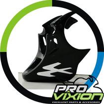 Quilla Sport Bajaj Rouser 135 - Exclusivo Pintado - Negro
