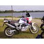 Calcomanias Honda Xrv 750 Africa Twin Moto Blanca