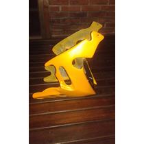 Quilla Sport Bajaj Rouser 200 Ns Exclusivo Pintado -amarillo
