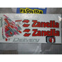 Kit Calcos Zanella Delivery/cargo 70c Mod.97/2008 Walls Bike