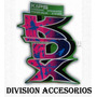 Kit Calcos Moto Kawasaki Kdx 200/250 Mod 92