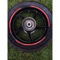 Kit Tornado Super Motard Completo Llantas Honda Twister