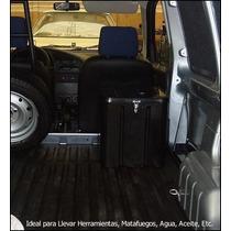 Baúl Plástico Chico Para Camionetas / Caja Para Herramienta