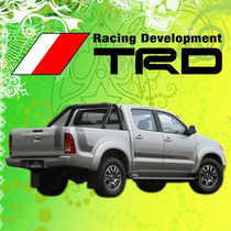 Calcomania Decoracion Toyota Hilux Trd