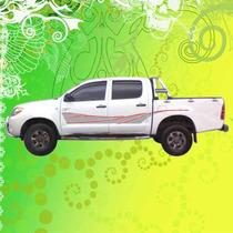 Calco Decoracion Toyota Hilux Srv 2009 - 2012