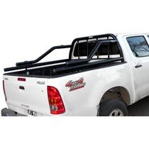 Jaula Antivuelco Toyota Hilux
