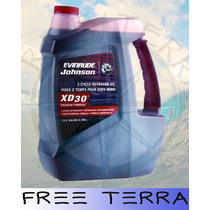 Aceite Motor 2 Tiempos Xd30 1 Galon Evinrude Johnson Tc-w3