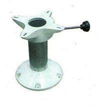 Base Giratoria Para Butaca 30 Cm Aluminio - Todo En Náutica!