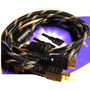 Cable Hdmi 3mts Doble Filtro Mallado Fullhd Ps3 Ps4 Xbox 360