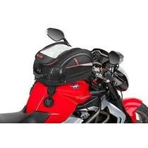 Bolso Tanque Mochila Shad Sb25. Moto Delta Tigre