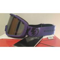 Oferta..!!! Antiparras Snowboard Electric Egb2 Doble Lente