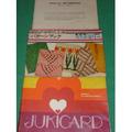 Jukicard, Maquina De Tejer, Manual De Instruciones, Diseños