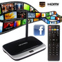 Android Tv Box Quad Core Smart Tv Turbo Full Hd Android 4.4