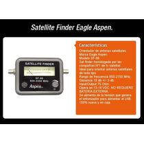Finder Eagle Aspen Medidor Señal Orientador Satelite Directv