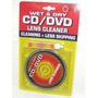Cd Limpia Lente Laser Ophyr Con Liquido Para Dvd Y Cd
