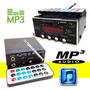 Modulo Reproductor Usb Mp3 C/display Radio Remoto 3.5mm Jdm2