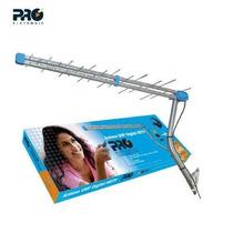 Antena Logaritmica Uhf Tv Publica Tda Pro Eletronics Hd