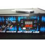 Amplificador Altech Mp 4200 Usb, 5 Entradas, 600w
