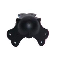 Esquinero Metalico Bolita X 16 Unid P/ Bafle Rack Dj Garmath