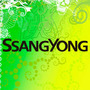 Calcomania Ssangyong De Istana