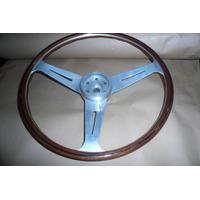 Abarth 750 850 Zagato Volante Madera Original