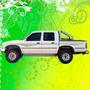 Calco Decoracion Toyota Hilux Sr5 1995 - 2000