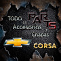 Panel De Puerta Coupe Chevrolet Corsa Y Mas...