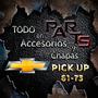 Panel De Puerta 68/73 Chevrolet Pick-up Y Mas...