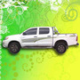 Calcomania Decoracion Toyota Hilux Srv 2005 - 2009
