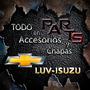 Zocalo Cabina Doble Chevrolet Isuzu-luv Y Mas...