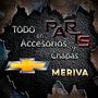 Alma Parag. Del. C/airbag Chevrolet Meriva Y Mas...