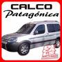 Calcomania Peugeot Partner Patagonica
