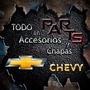 Rep De Guardabarro Trasero Coupe Chevrolet Chevy Y Mas...