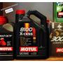 Aceite Motul 8100 X-cess 5w40 100% Sintético!!