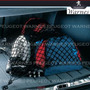 Red Baul Sujeta Objetos Peugeot 206 Original Francia 7568ft