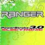 Calcomania Power Stroke 3.0 Electronic De Ford Ranger