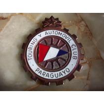 Insignia Automovil Club De Paraguay