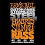 Ernie Ball 2843 Bajo 4 Cuerdas 45 / 105 Stainless Steel