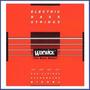 Encordado/ Cuerdas Bajo 5 C Warwick 45-135 Nickel - Envios!!
