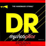 Encordado Dr 5 Cuerdas Lr5 45.musicapilar