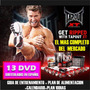 Nuevo Tapout Xt2 En Dvd +guias Completas-unico En Argentina!