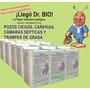 Dr Bio Solución Definitiva Pozos Ciegos Y Cám Sépticas X10un