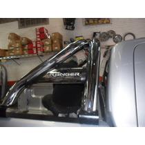 Barra Antivuelco Cromada Ford Ranger 2012-2013 Nueva!
