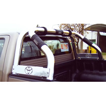 Accesoriosweb Jaula Antivuelco Cromada Toyota Pickup 11052