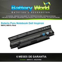 Batería Para Notebook Dell Inspiron J1knd N4110 N5040 N7110